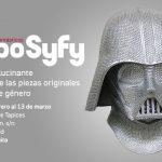 'ExpoSyfy: objetos fantásticos' reúne piezas originales utilizadas en los rodajes de 'Terminator', 'La guerra de las galaxias' o 'X-Men'