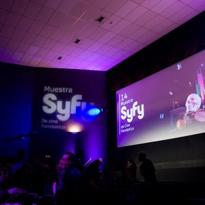 Muestra SyFy 2014   Foto: Diana Rubio