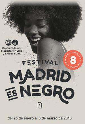 Madrid Es Negro